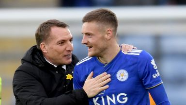 Rodgers: Vardy can be my Suarez
