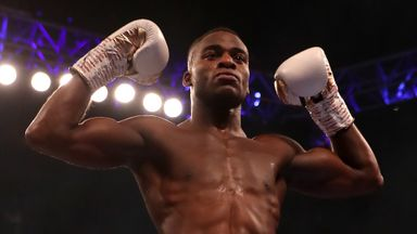 Buatsi targets future world titles