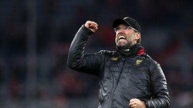 'CL draw shows Premier League strength'