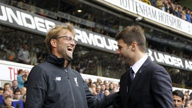 Poch reveals admiration for Klopp