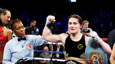 Katie Taylor: The journey so far