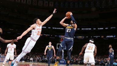Nuggets 111-93 Knicks