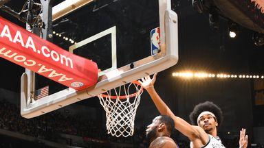 Nets 111- 106 Lakers