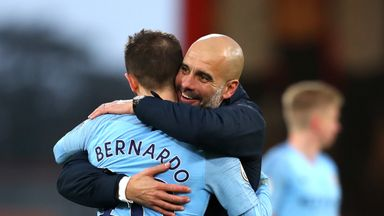Merson hails City display