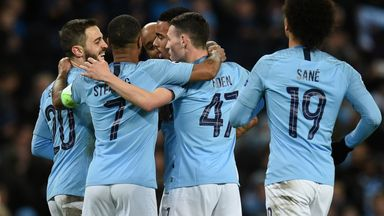 'Man City can win quadruple'
