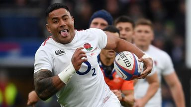 Jones: Tuilagi getting sharper