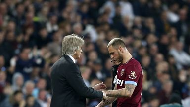 'Arnautovic going through difficult time'
