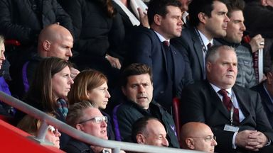 Poch unhappy at lack of respect