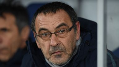 Sarri: The problem was mental