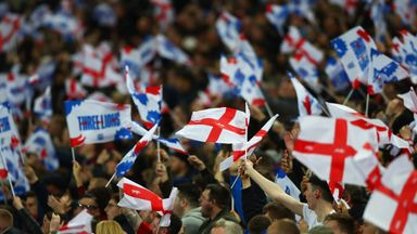 England's 600-allocation 'disappointing'