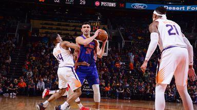 Pistons 118-98 Suns