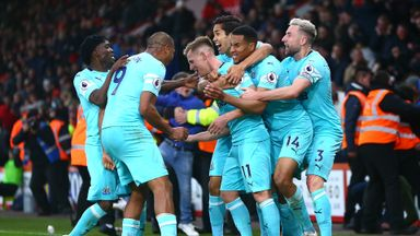 Merse: Ritchie goal phenomenal