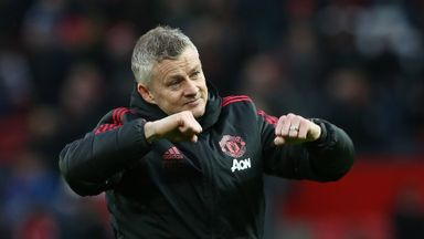 'Solskjaer's got the touch'