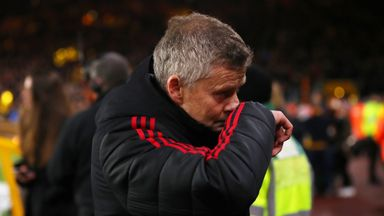 Solskjaer: Man Utd's poorest performance