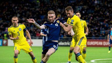Kazakhstan 3-0 Scotland