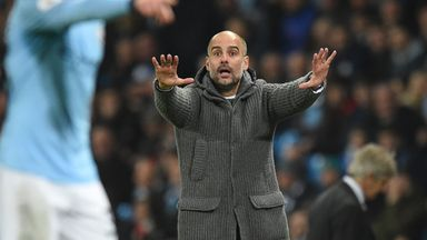 FA Cup 'not on Pep's radar'