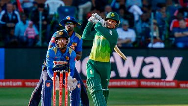 SA vs Sri Lanka: 4th ODI highlights