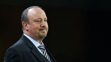 Rafa still waiting after Newcastle talks