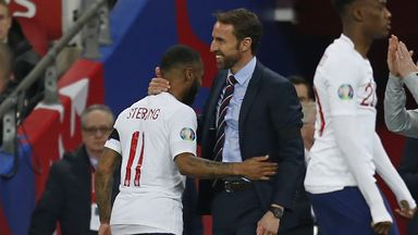 Southgate: I'm so pleased for Sterling