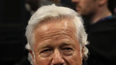 Kraft offered solicitation plea deal