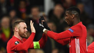 Rooney: Pogba would be great in MLS