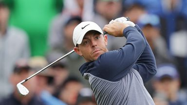 Rory not focused on return to world No 1