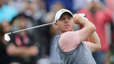 McIlroy happy with recovery