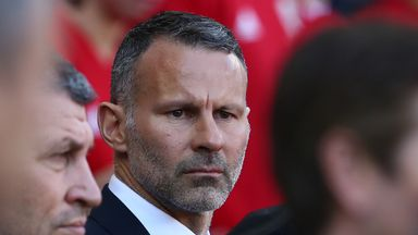 Giggs: Williams is still my captain