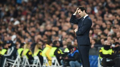 Solari: Real Madrid will be back