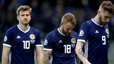 'Too early to change Scotland boss'