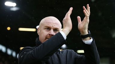 Dyche set for 300th Burnley match