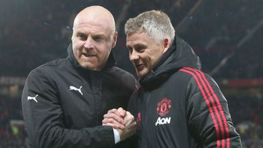Dyche: Solskjaer facing new reality