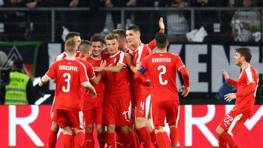 Germany 1-1 Serbia