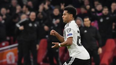 Gnabry's stunner for Germany