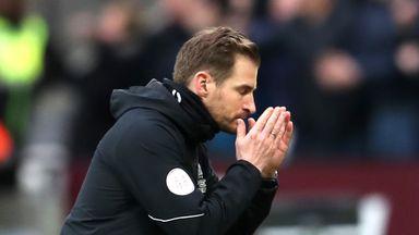 Siewert: No relegation talk