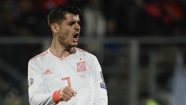 Malta 0-2 Spain