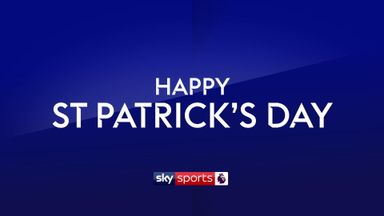 St. Patrick's Day - Best PL goals