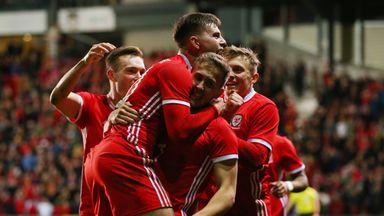 Wales 1-0 Trinidad & Tobago