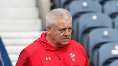 North: Wales want to win for Gatland