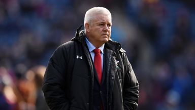 Gatland: I have unfinished business