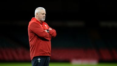 Greenwood: Bring on Warren Gatland!