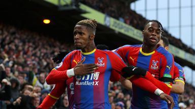 'Zaha sale would be awful for Palace'