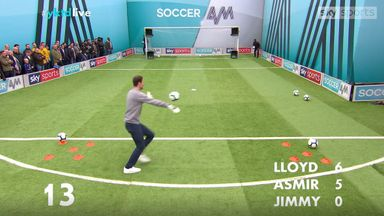 You Know The Drill Live: GK drills