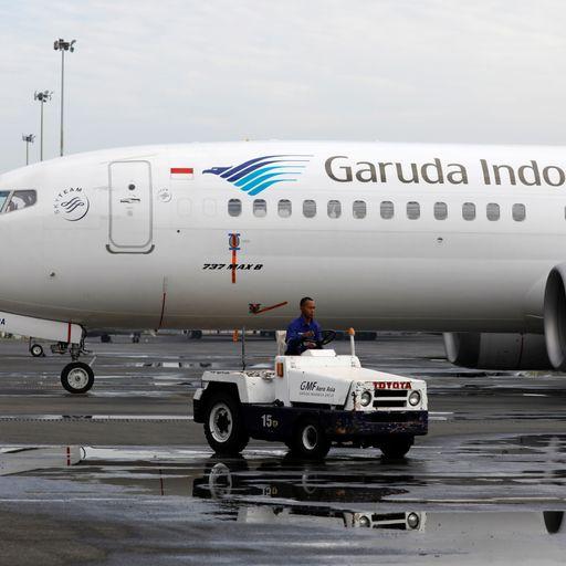 Garuda scraps order for 49 Boeing 737 MAX 8 jets