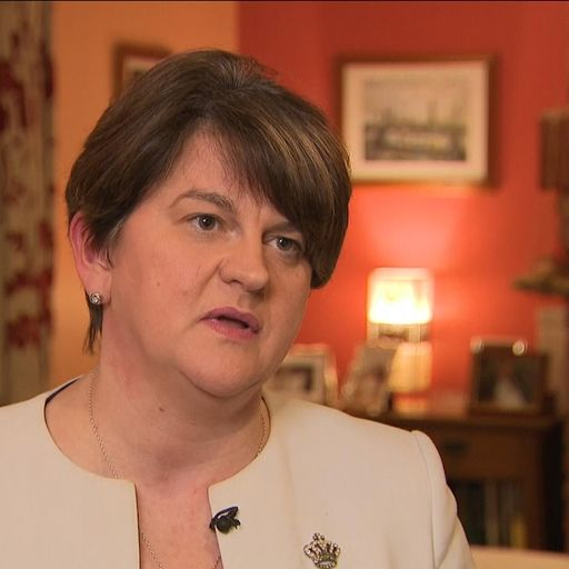 DUP to reject Withdrawal Agreement again