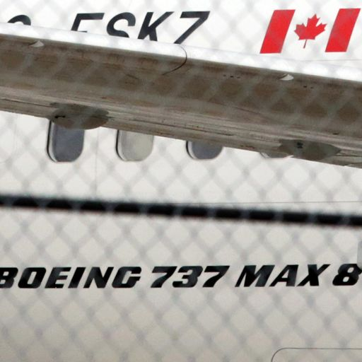 Boeing's 737 MAX jet 'being investigated by US prosecutors