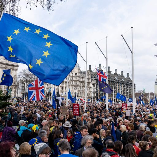 A tale of two marches: The hunt for a Brexit compromise