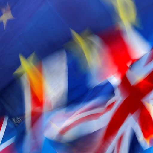 Backstop? Customs union? Brexit jargon explained