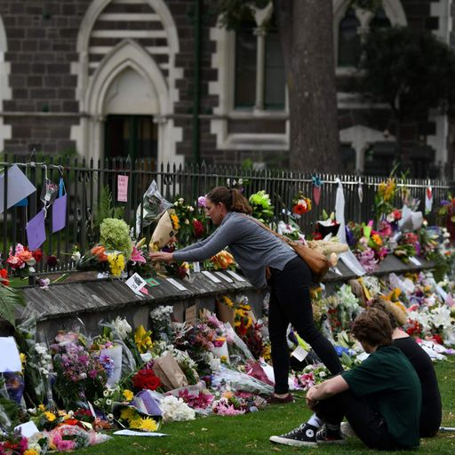Eyewitness: Diggers needed to clear land for graves after Christchurch mosque massacre