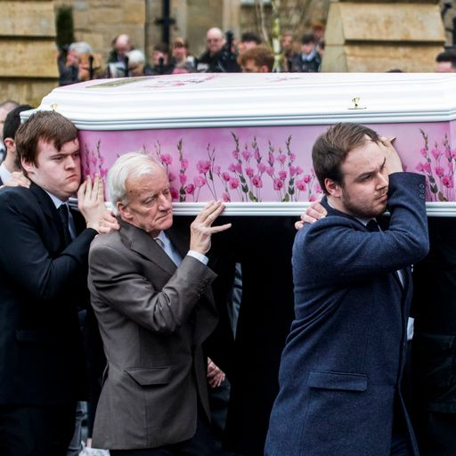 'Valley of tears': Funerals for disco crash victims